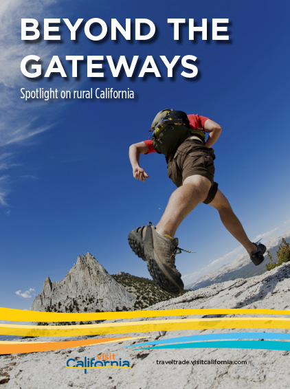 Beyond the Gateways - man hiking