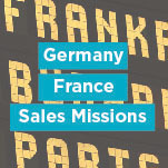 Germany and France Sales Missions