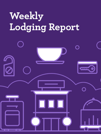Weekly Lodging Report