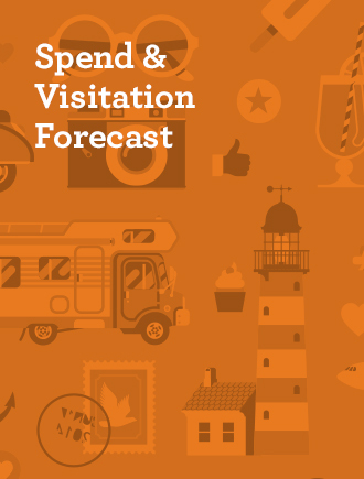 Spend & Visitation Forecast