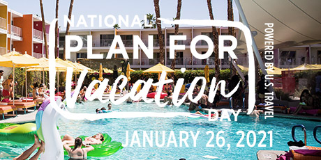 National Plan for Vacation Day 2021 - Palm Springs