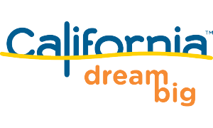 visit California logo