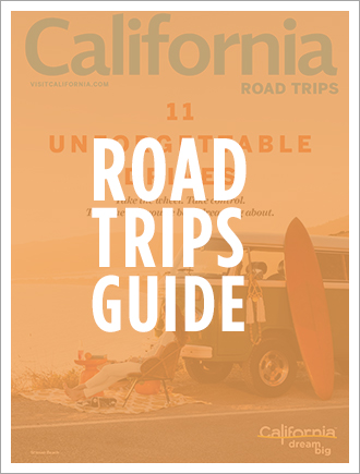 California Road Trips Guide 2020-21
